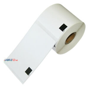 10 Rolls Brother Compatible 1202 Address Labels 300 Per Roll W One Free Frame