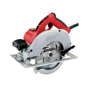 Milwaukee 6391 21 7 1 4 Tilt lok Left Blade Circular Saw With Case