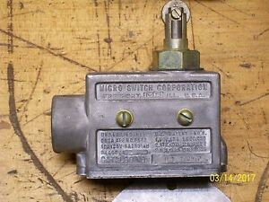 new Micro Switch Honeywell Limit Switch With Roller Lever Bze 7rq9t2