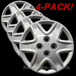 Honda Civic 2003 2005 Hubcaps Genuine Oem Factory Wheel Cover Set 4 Pack