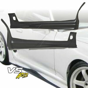 Vsaero Frp Rido Side Skirts For Toyota Supra Jza80 93 98