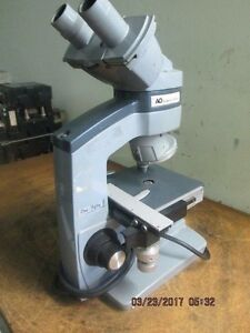 Ao American Optical Spencer One fifty Microscope Best Price _must Go