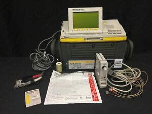 Physio Control First Medic 710 Aed With Ecg Quick Combo Batteries