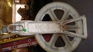 Sherman Reilley 9000 16 74 Series Tranmission Line Pulley Ex Cond