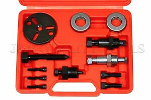 A C Compressor Clutch Remover Kit Air Conditioner Ac Automotive Auto Tool