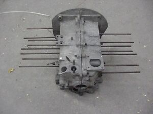 Ah Engine Case Block Volkswagen Vw Air Cooled Bug Ghia Bus Type 1 2