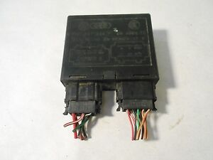 Vw Anti theft Alarm Door Lock Module Mk3 Oem 1hm937045 P
