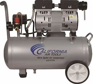 California Air Tools 5510a Ultra Quiet Oil free Air Compressor