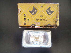 Marchal Spot driving Light 859 Lens And Shell Genuine N o s Gt Falcon Esp Mini