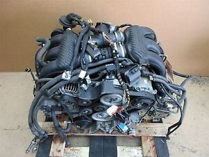 03 Boxster Rwd Porsche 986 Complete Engine 2 7 Motor M96 23 M96 23 164 957