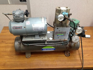 Gast Dielectric Dehumidified Electric Air Compressor Model 17 501 1200