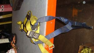 Dbi Sala I Safe Used Cross Over Full Body Extra Large Fit Safety Harness