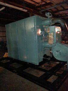 Boiler cleaver Brooks Flx 700