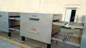 Blodgett Gas Conveyor Pizza Oven Model Mg 32 Completely Reconditioned