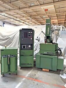 Fine Sodick Model Fs a2c Sinker Edm Machine cnc 1d Serial Sa2c 507