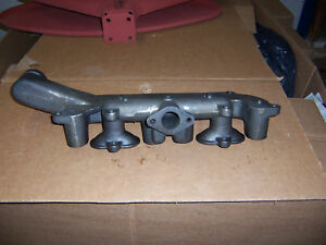 John Deere 2010 Gas In ex Manifold With Gasket Set At22610 New Aftermarket