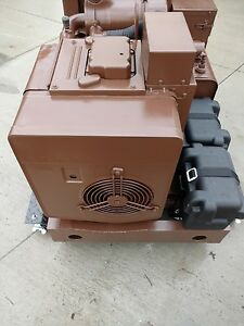 7 5kw Onan cummins Diesel Generator 5 Kw Us Military Truck Loading Included