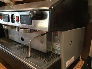 Wega Commercial Espresso Machine