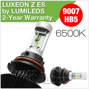 Lumileds 9007 Hb5 Led Car Headlight Conversion Kit White Bulbs Driving Light 24v