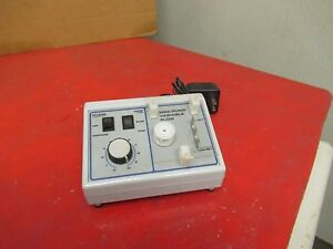Control Company Mini Pump Variable Flow 3385cc Used