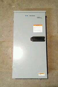 Eaton Cutler Hammer Chgen100atsrse Automatic Transfer Switch 2 Pole 100 Amp 240v