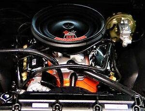 1970 Chevy Chevelle Ss Chevrolet Car W Ls6 Motor 454 V8 Engine