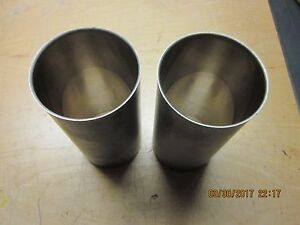 Ford Cylinder Sleeves Circa 30 s 40 s Fits Flat Head V8 Nos