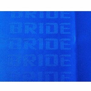 Jdm Bride Fabric Blue Color For Recaro Sparco Seat Cover Door Panel Armrest