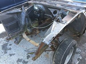 62 65 Nova Front End Chevy Ii 62 63 63 65 Front Sub Frame