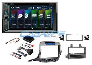 New Soundstream Bluetooth Auxiliary Input Stereo Radio W Install Kit For Camaro