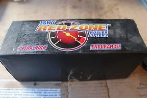1271 lo 185 Isky Racing Cams Red Zone Max Endurance Roller Lifters Sbc Solid