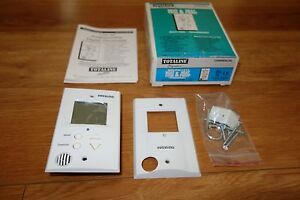 Totaline Thermostat P374 2200 Flatstat Commercial 7 day Programmable