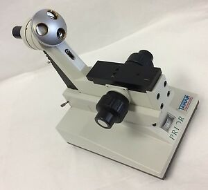 Prior Scientific Instruments G130 Microscope For 3x Objective Made In England