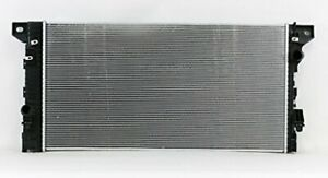 Radiator For fit 13510 15 15 Ford F 150 2 7l Turbo 3 5 5 0l At V6 1rw W toc Ptac
