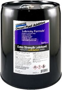 Stanadyne Lubricity Formula 5 Gallon Pail Treats 500 Gallons Of Diesel Fuel