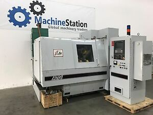 Star Atg 6dc 6 Axis Cnc Tool Cutter Grinder 2002 Walter Grinding Machine