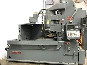 Blanchard 22ed 42 Cnc Rotary Surface Grinder 42 Chuck Diameter 22ed42 18 22 42