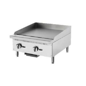 Cck 24 Griddle Countertop Gas
