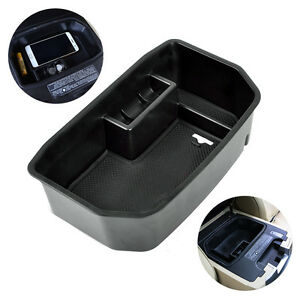 Armrest Organizer Container Tray Box Fit For Toyota Land Cruiser Lc200 2008 2016