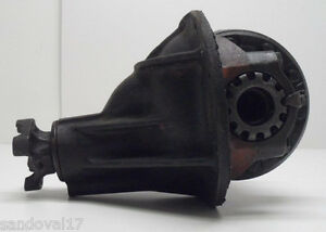 1959 1960 Corvette Positraction Rear End Differential Gm 3743833 59 60 Gm4 L169