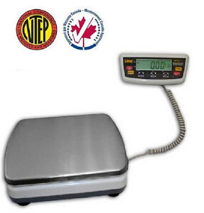 Intelligent Apm 150 Bench Shipping Scale ntep legal For Trade 300x0 1 Lb new