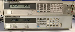 Agilent 6545a Variable Dc Power Supply 0 120v 0 1 5a 200w Tested At Full Load