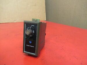 Eagle Signal Electronic Timer Dg101a3 120 V Volts Used
