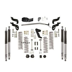 Rubicon Express 3 5 Sport Lift Kit 07 17 Jeep Wrangler Jku 4 Door Re7145m