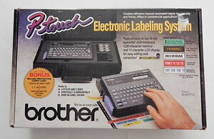 Brother P touch Electronic Labeling System R13191