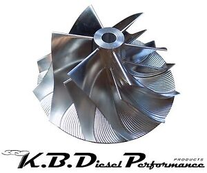 Turbo Extended Tip Billet Compressor Wheel Chevy Gmc 6 6l Duramax Lb7 63 5