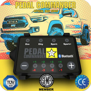 Pedal Commander Throttle Response Controller Pc38 Bt For Toyota Tacoma 2005