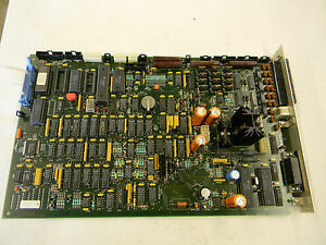 Waters Millipore 717 Autosampler Main Pcb 078740 Rev H K3