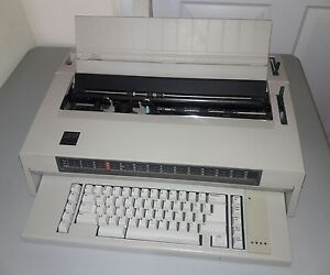 Ibm Wheelwriter 3 Typewriter Type 674x