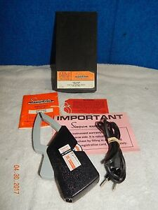 Simpson Amp Clamp Model 150 W Box And User Info